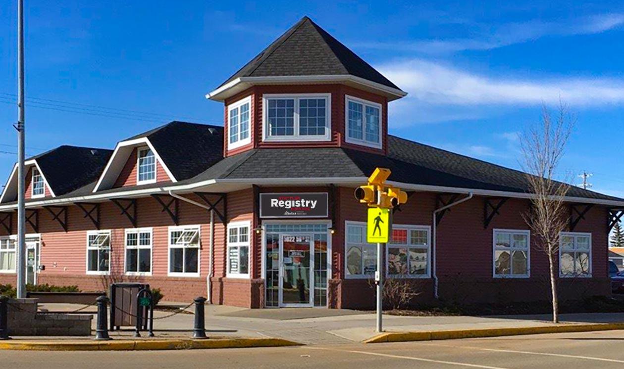 Stettler Registry Office